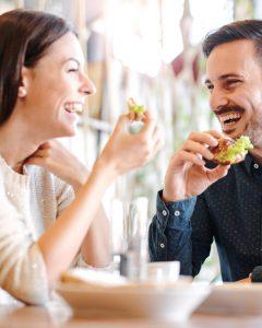 L'amore a pranzo